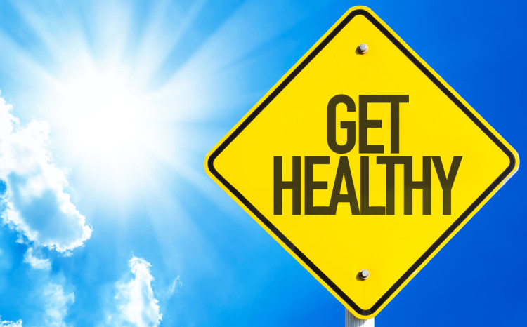get healthy sign